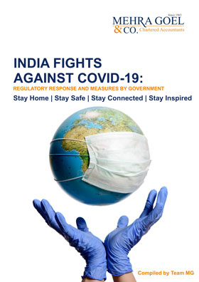 India Fights Against COVID-19