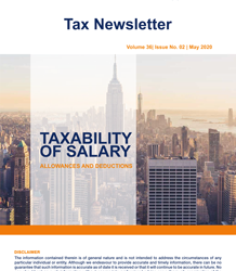 Taxability of Salary Allowances and Deductions
